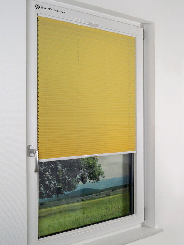 plissee sensuna plissee krepp 138vs. Black Bedroom Furniture Sets. Home Design Ideas